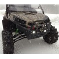 Can-am Commander 800/1000 Front Bumper With LED Lights All Years Free Shipping
