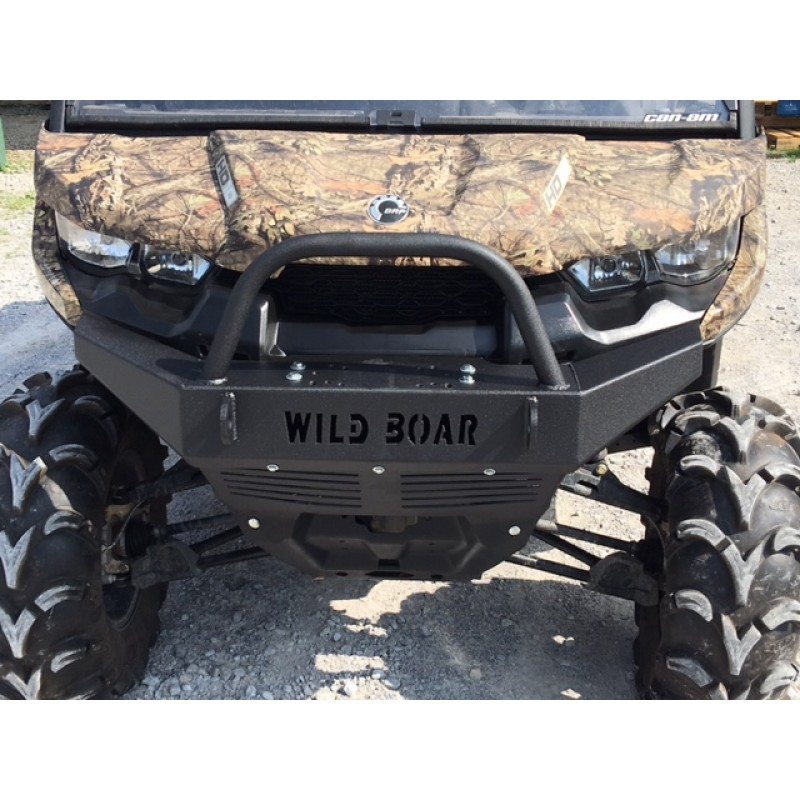 Can-Am Defender Front Winch Bumper