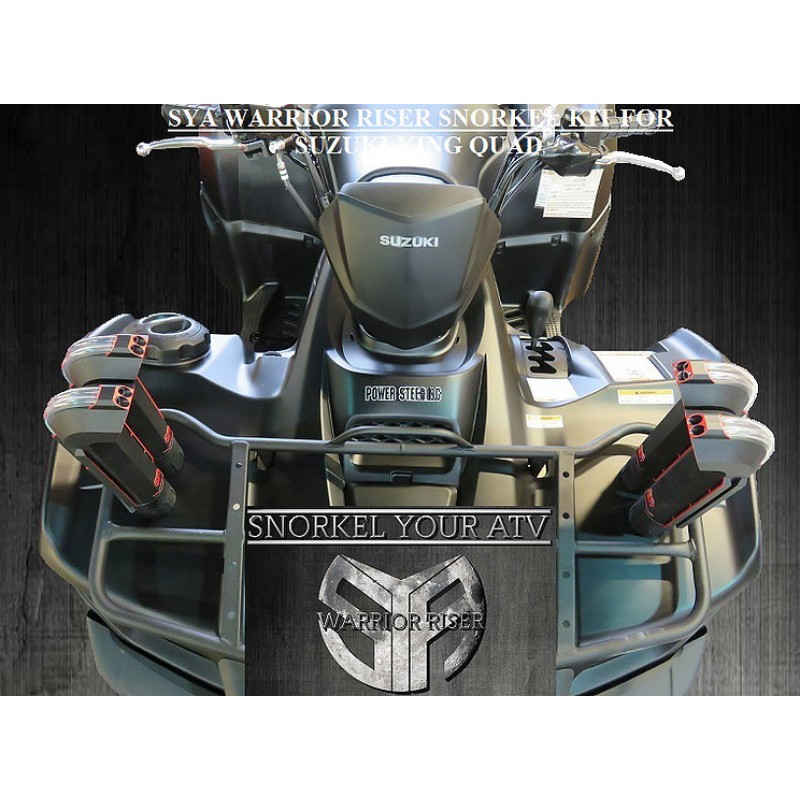 SUZUKI KING QUAD LIFT KIT 450 700 750 750i KINGQUAD ATV