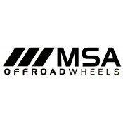 "22"" MSA Wheels"