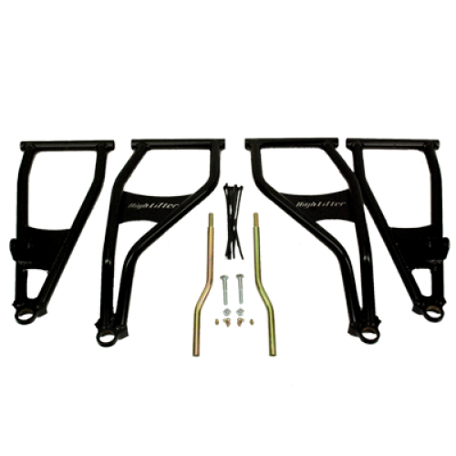 Front Forward Upper & Lower Control Arms Polaris RZR 800 S