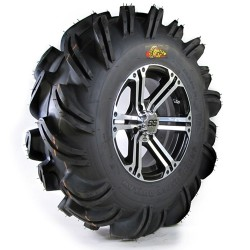 Outlaw Tires 4-28x9.5x12 Big Wheel Kit Free Shipping