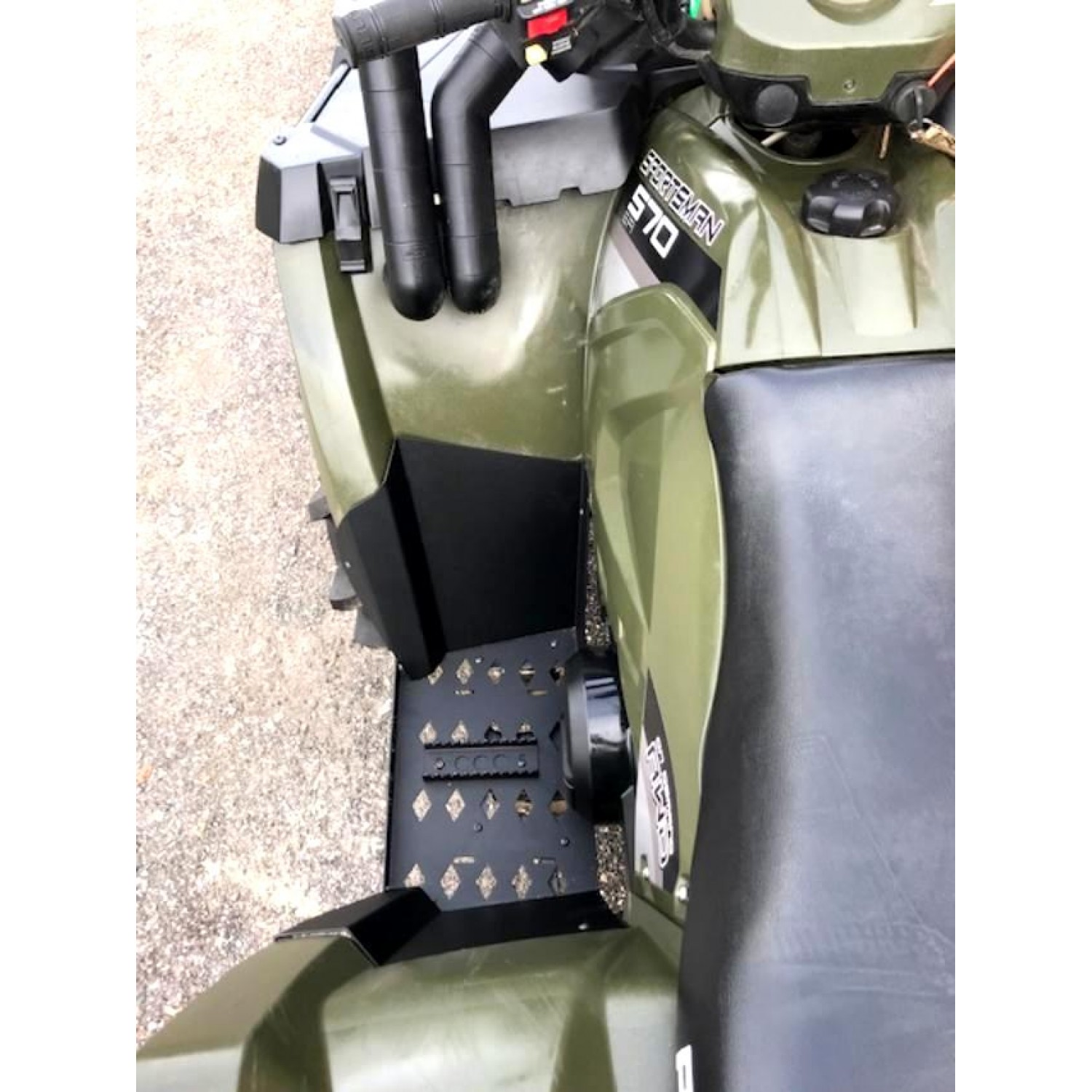 Polaris Sportsman 450/570 Floorboards / Footwells