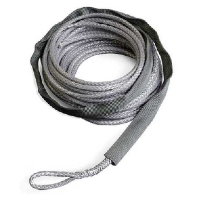 Replacement Synthetic Rope 1/4 x 50 Ft (4000-4500lb wide winch)