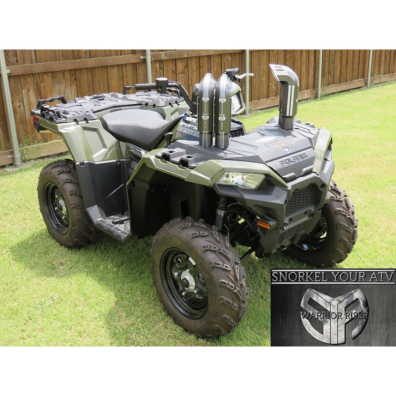 SYA Warrior Riser Snorkel kit for Polaris Sportsman 850 1000 2017 - 2019