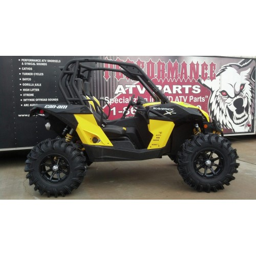 mav 34 500x500 can am mavrick 2013 snorkel kit wild boar atv parts your source