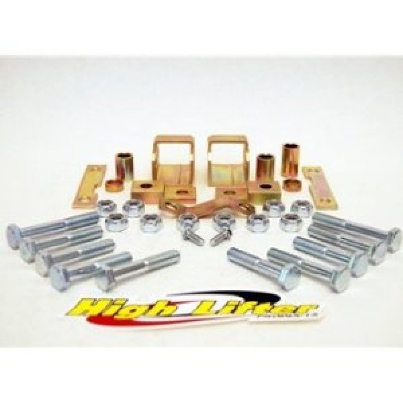 Honda Rancher 420 SRA Only (07-13) Lift Kit