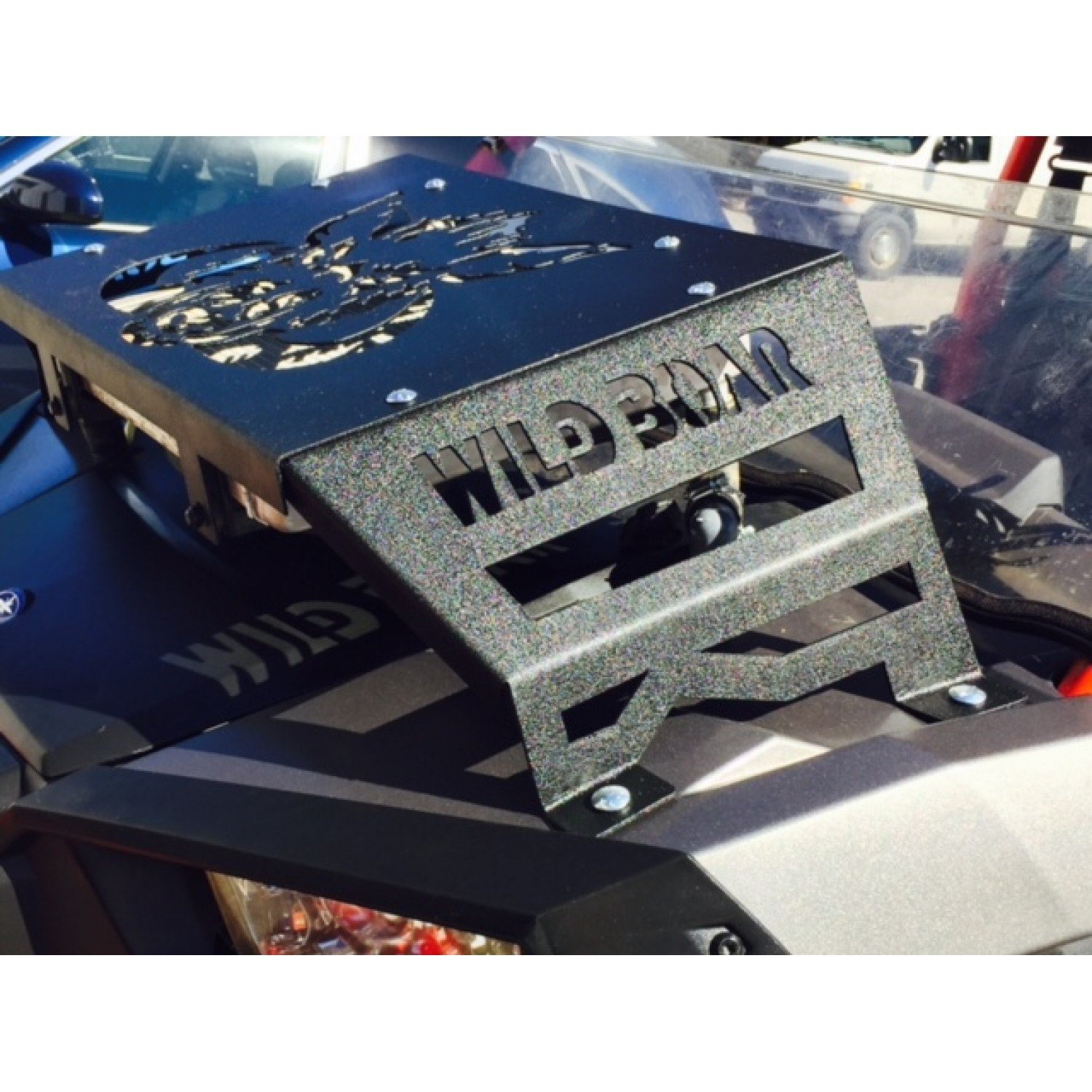 Polaris RZR 900S/RZR900 Trail/1000s/1000 All Years Radiator Relocation Kit Free Shipping