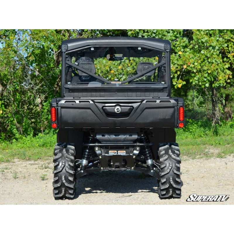 Can-Am Defender Rear Windshield (FITS XMR MODELS)