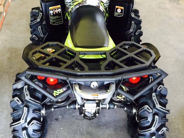 Can Am Renegade All Years All Models Rear Rack Free