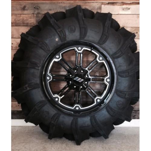 Assassinator Mud Tires 36's Big Wheel Kit Free Shipping ...