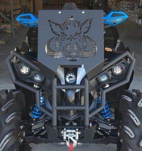 Renegade XMR Radiator Relocation Kit