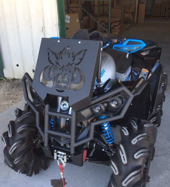 """Can-am Renegade 1000 XMR Bumper & Radiator Relocation Kit 2016 """"XMR ONLY"""""""
