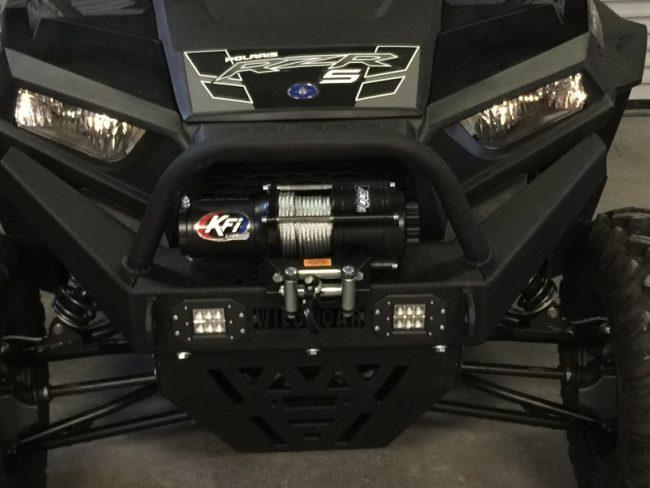 RZR Front BUMPER Archives - ATV Parts, ATV Radiator Kits ... on