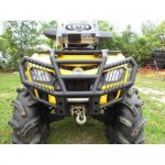 can-am outlander front bumper_