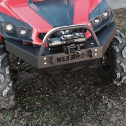 Can Am Commander Front Winch Bumper