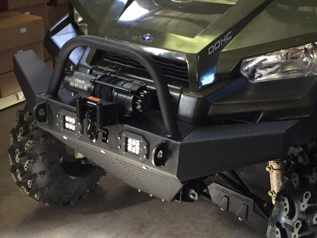 ranger bumper wp