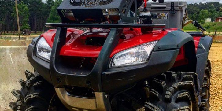 "Honda Rincon 650 680 ATV Complete 2-1//2/"" 2.5/"" Lift Spacer Kit !!"